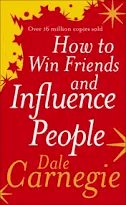 Omslag för How to Win Friends and Influence People